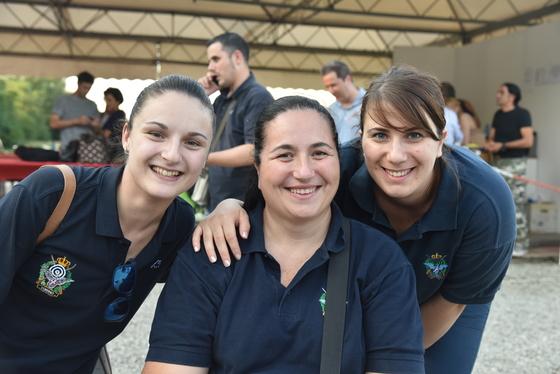 Nicole, Giada e Susanna: le campionesse d'Italia sono ancora loro!